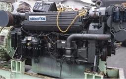Deniz Motorları ve Jeneratörler